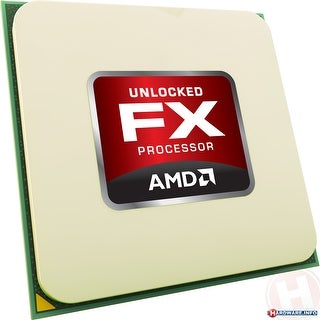 Refurbished - AMD FX-6200 3.80-4.10 GHz 6-Core Processor Desktop CPU