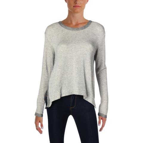 Wilt Womens Sweatshirt French Terry Metallic
