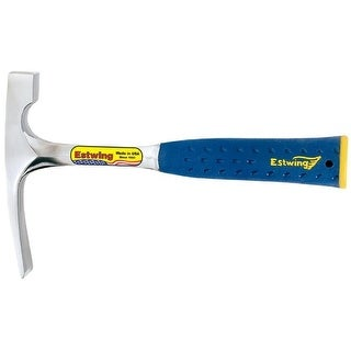 Estwing E3-24BLC Bricklayer Hammer, 24 Oz, Steel