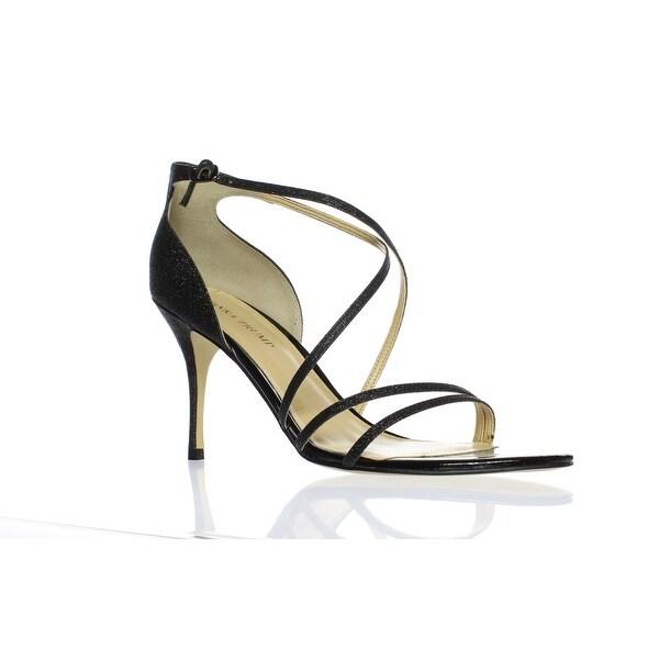 3ce417a3606 Shop Ivanka Trump Womens Itgaris2 Black Open Toe Heels Size 10 ...