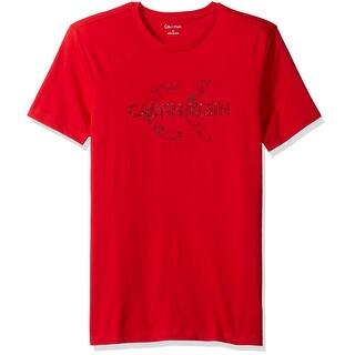 Calvin Klein NEW Barbados Cherry Red Mens Size XL Logo-Graphic T-Shirt|https://ak1.ostkcdn.com/images/products/is/images/direct/20f7f5fa72607f77125fd6d0dac8201376dd7b4e/Calvin-Klein-NEW-Barbados-Cherry-Red-Mens-Size-XL-Logo-Graphic-T-Shirt.jpg?impolicy=medium