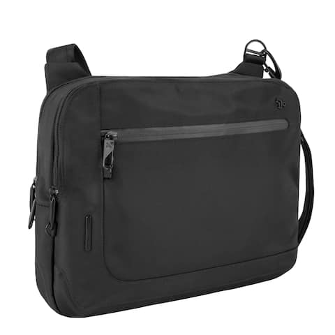 Travelon Men's Anti-Theft Urban E/W Tablet Messenger Bag - one size