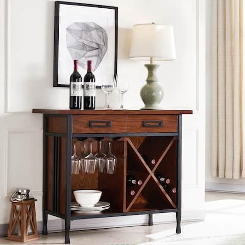 Leick Home Ironcraft Mini-bar/Wine Stand