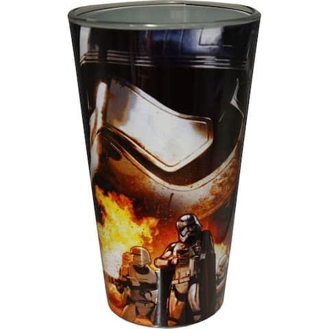 Star Wars Ep7 Captain Phasma 16oz Pint Glass