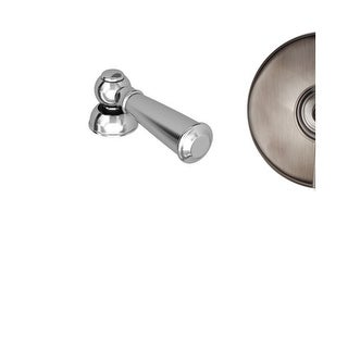 Newport Brass 2-645 Single Metal Lever Handle for the Aylesbury, Jacobean and Sutton Collections