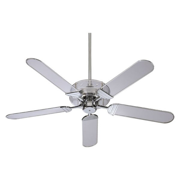 Quorum International Q400525 Indoor Ceiling Fan from the Prizzm Collection