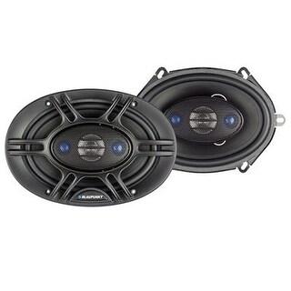 "Ematic - Gtx570 - 5X7"" 4 Way Coaxial Speaker 360W"