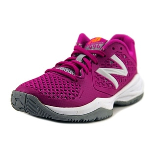 New Balance KC996 Round Toe Synthetic Tennis Shoe