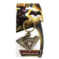DC Comics Pewter Key Ring: Wonder Woman Logo - Multi