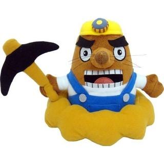 "Animal Crossing 7"" Plush Mr. Resetti"