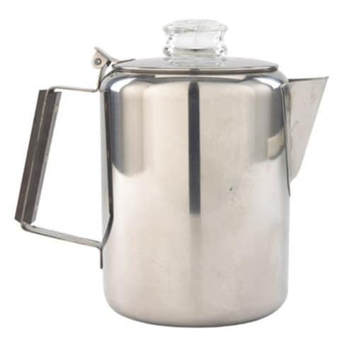 Tops 409 Rapid Brew Percolator, 9 Cup