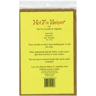 """Hot Fix Helper Fiberglass Ironing Sheet-9""""X6"""""""