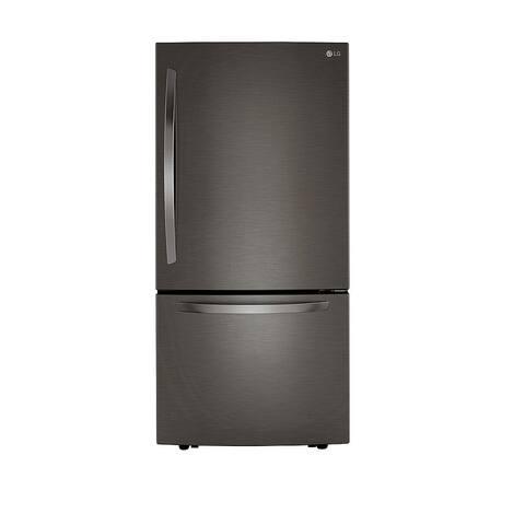 LG LRDCS2603D 26 cu. ft. Bottom Freezer Refrigerator