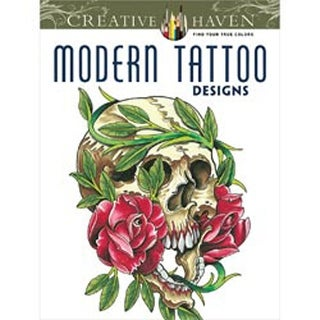 Creative Haven Modern Tattoo Designs - Dover Publications
