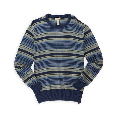 Dockers Mens Multi Stripe Pullover Sweater
