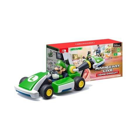 Mario Kart Live: Home Circuit - Luigi Set - Green