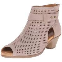 Earth Womens Intrepid Peep Toe Casual Slingback Sandals