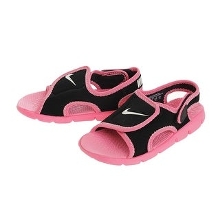 Nike Kids Sunray Adjust 4 Sandals Black/Anthracite/White