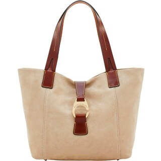 Dooney & Bourke Derby Suede East West Shopper Tote (Introduced by Dooney & Bourke at $298 in May 2018)