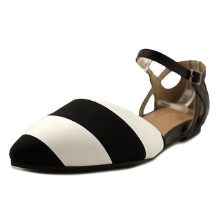 CL By Laundry Helena   Pointed Toe Synthetic  Flats
