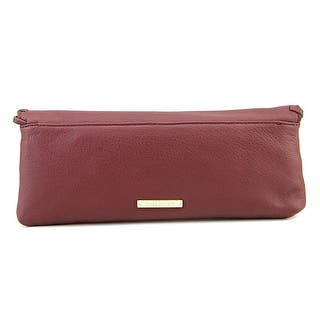 Vince Camuto Silas Clutch Women Leather Burgundy Clutch - Red|https://ak1.ostkcdn.com/images/products/is/images/direct/2106b72f5a938e2863342dffc92b98f83f96df47/Vince-Camuto-Silas-Clutch-Women-Leather-Burgundy-Clutch.jpg?impolicy=medium