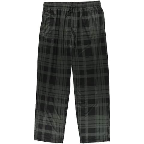 Weatherproof Mens Plaid Pajama Lounge Pants