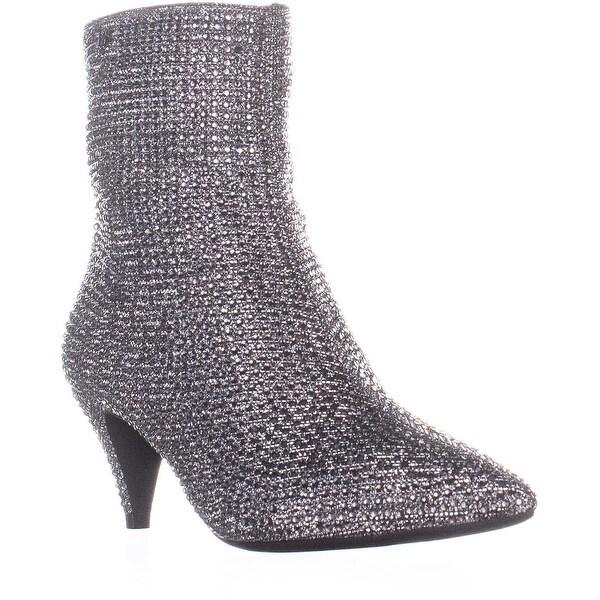 57a12f731c7a Shop MICHAEL Michael Kors Blaine Flex Kitten Ankle Boots, Black ...