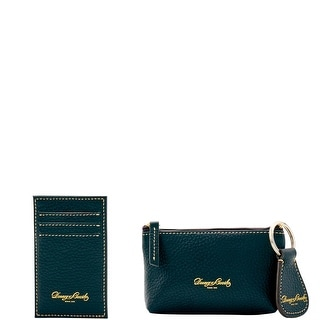 Dooney & Bourke Pebble Grain 3PC Boxed Gift Set (Introduced by Dooney & Bourke at $98 in Oct 2016)