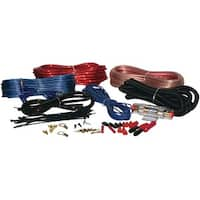 PYLE PRO PLAM14 8-Gauge 1,000-Watt Amp Installation Kit