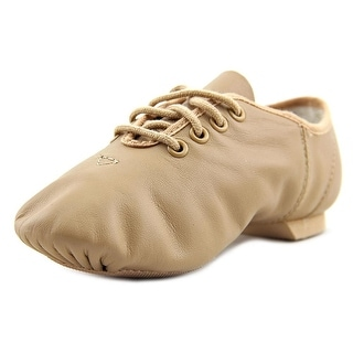 Capezio Economy Jazz Oxford Round Toe Leather Dance