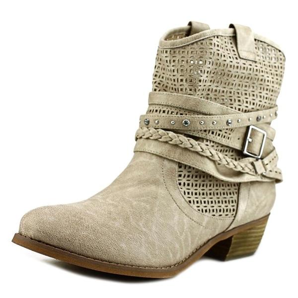 Not Rated Vanoora Women Beige Boots