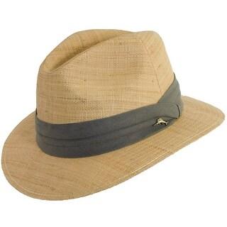 Tommy Bahama Organic Raffia Safari Dress Hat
