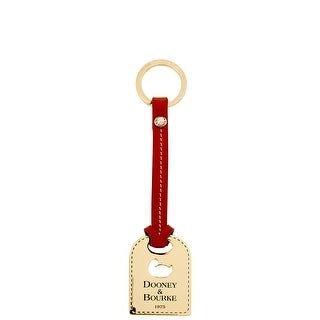 Dooney & Bourke Other Luggage Tag Key Fob (Introduced by Dooney & Bourke at $38 in Jul 2015)