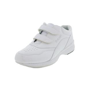 Propet Womens Tour Walker Strap Walking Shoes Leather