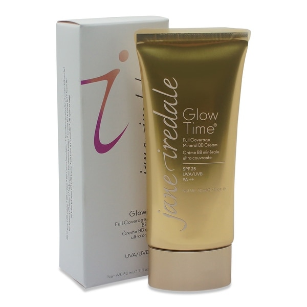 jane iredale Glow Time Full Coverage Mineral BB6 Cream 1.7 Oz