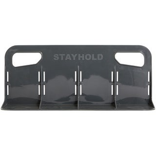 "Stayhold(Tm) Classic Modular Cargo Organizer 18""Wx7.5""H-Gray"