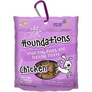 Chicken - Houndations Training Treats 4Oz