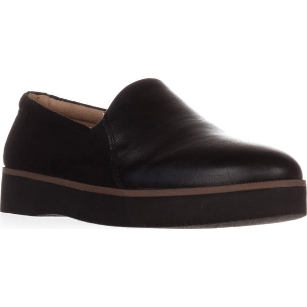 naturalizer Zophie Flat Comfort Loafers, Black