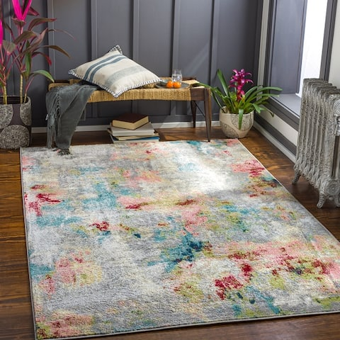 Mastre Modern Abstract Area Rug