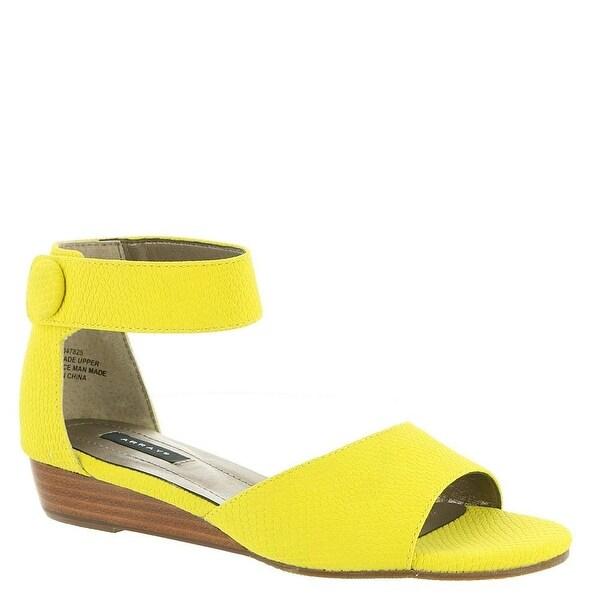 ARRAY Womens Havana Open Toe Casual Slingback Sandals