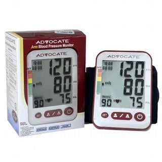 Advocate Upper Arm Blood Pressure Monitoring System - Extra Large