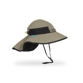Sunday Afternoons Boys Mesh Inset Sun Protection Fisherman Hat - o/s