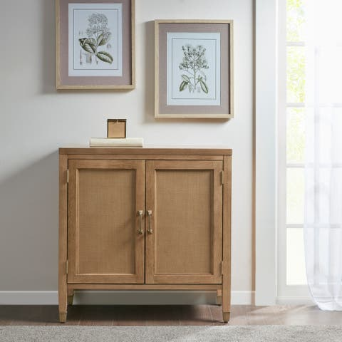 Martha Stewart Cavray Light Brown Buffet