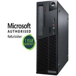 Lenovo M73 SFF i3 4130 3.0 GHz 16GB 1TB WiFi Win 10 Pro Refurbished