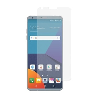 LG G6 Screen Protector Incipio[Tempered Glass] [Scratch Resistant]  Clear