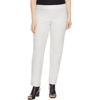 Eileen Fisher Womens Plus Pants Crepe Stretch - 2x