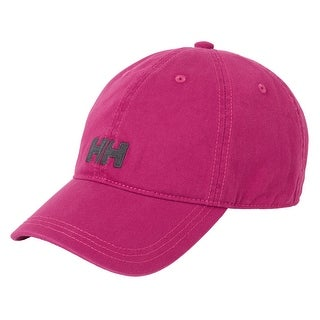 Helly Hansen Mens Logo Cap (2 options available)