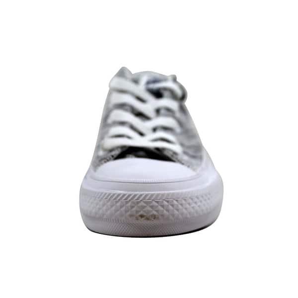 1736445c91020 Shop Converse Men's Chuck Taylor All Star II 2 OX White/Black ...