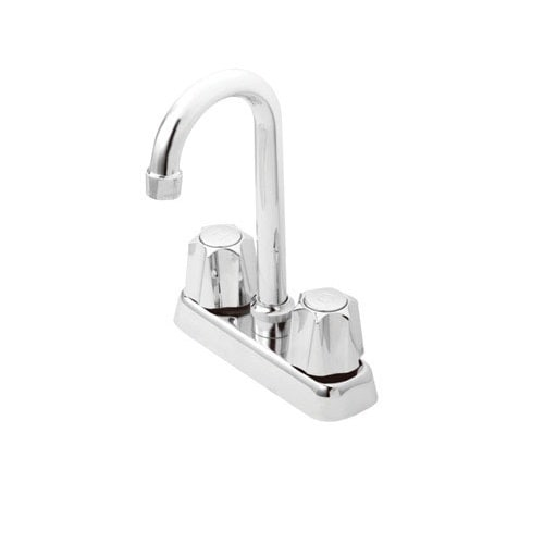 OakBrook F5111089CP-ACA1 2 Handle Bar Utility Faucet, Chrome