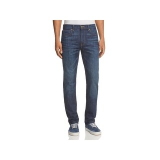 Vineyard Vines Mens Straight Leg Jeans Denim Five-Pocket